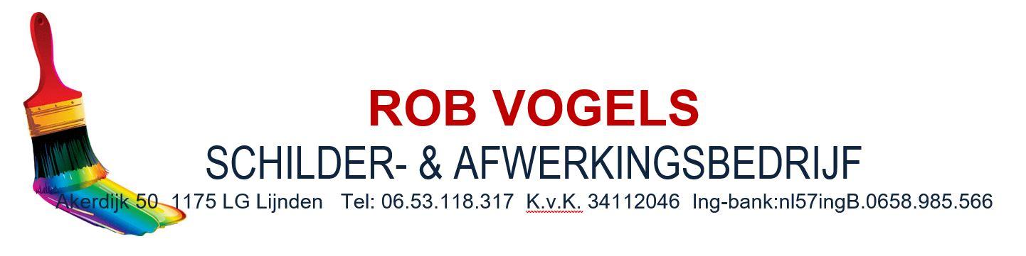 Logo Rob Vogels